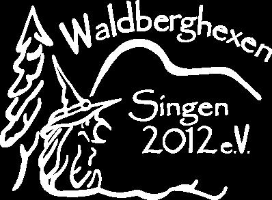 Waldberghexen Singen 2012 e.V. Logo